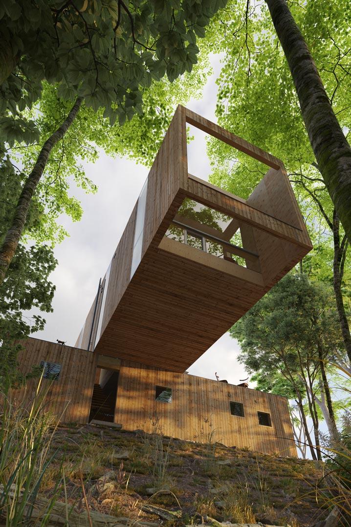 Japanese house by Dražen Žigmanović