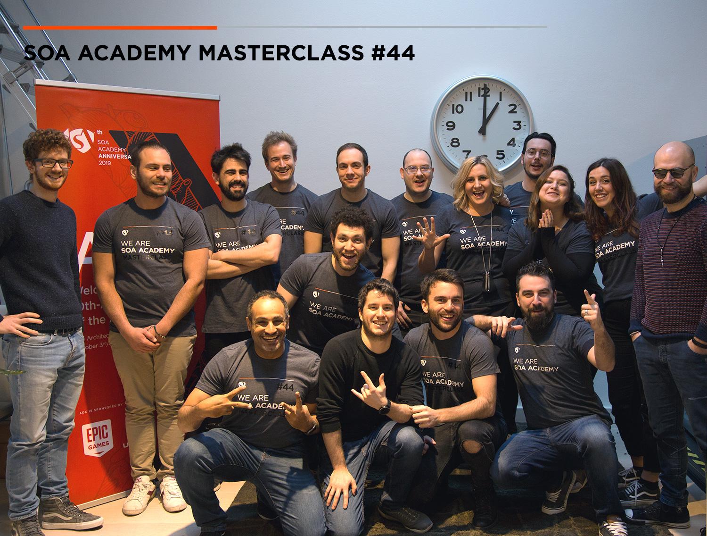 Masterclass #44