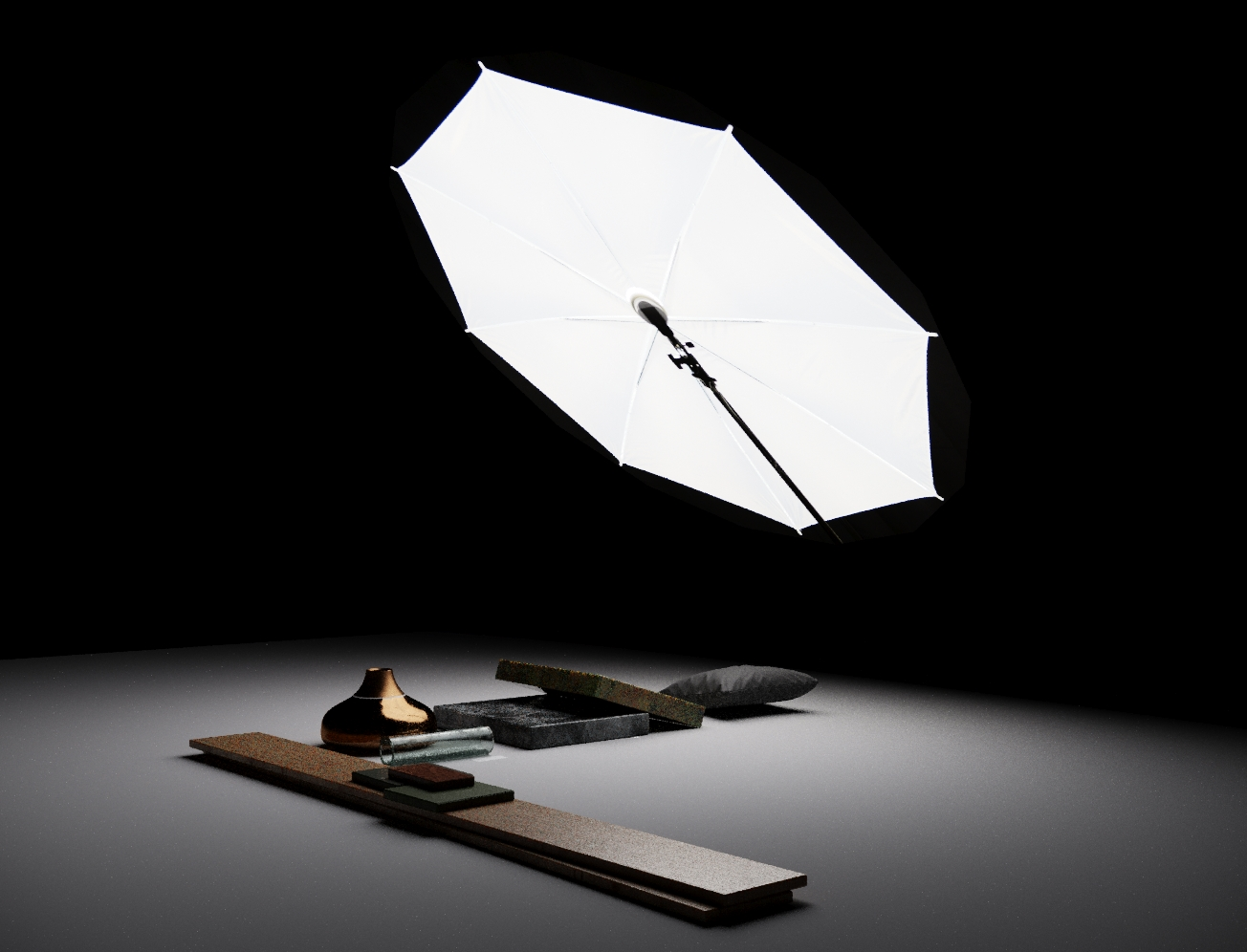 Custom softboxes: look