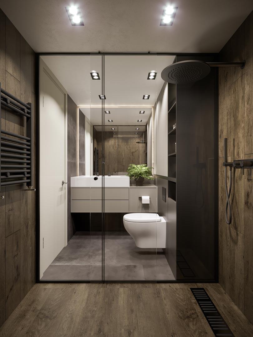 Bathroom by Xenia Liodi