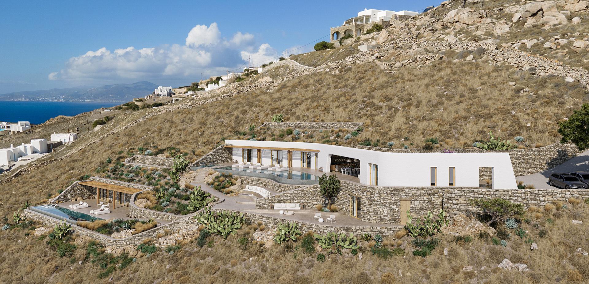 White Rock Villa